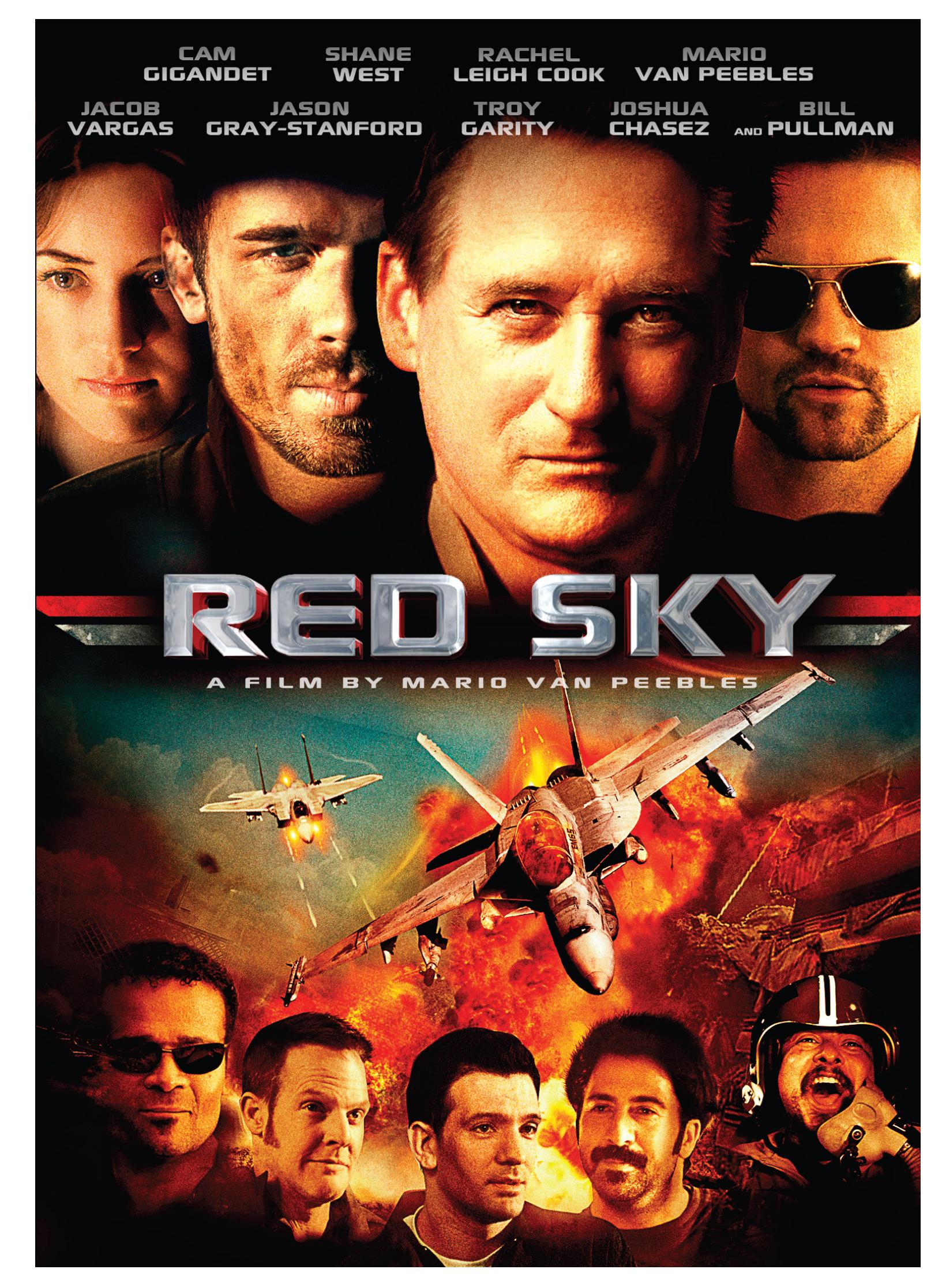 Red Sky (I) Cer roșu (2014)